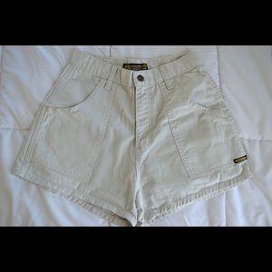 Gasoline women's retro shorts